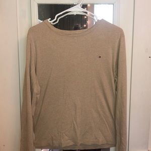 Long Sleeve Tommy Shirt